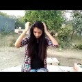 How-to-make-hairstyle-for-girls-at-home-side-loop-ponytail-for-girls-YouTube