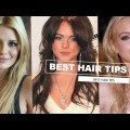 Long-Thick-Hairstyles-And-Haircuts-With-Layers-For-Round-Faces