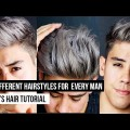 MENS-HAIRSTYLES-HOW-TO-STYLE-THE-MAN-FRINGE-3-DIFFERENT-WAYS-TUTORIAL