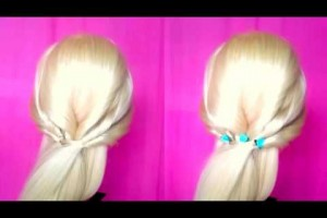New-Hairstyles-for-Women-2016-2017-Classic-Donut-Bun-Quick-And-Easy-Hairstyles-Dance-Hairstyles
