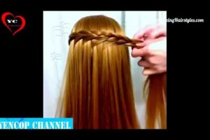 New-Hairstyles-for-Women-2016-2017-Hairstyles-Tutorial-For-Girls-Easy