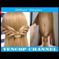 New-Hairstyles-for-Women-2016-2017-Updo-Hairstyles-For-Children-To-School-2016-2017