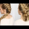 Top-10-Easy-Braid-For-Christmas-Tutorials-Beautiful-Hairstyles-Compilations-Of-December-2016