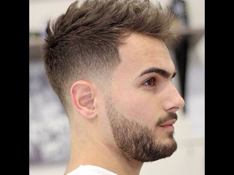 Top 5 Haircut Style Tutorial Best Hairstyle For Men 2017 Short