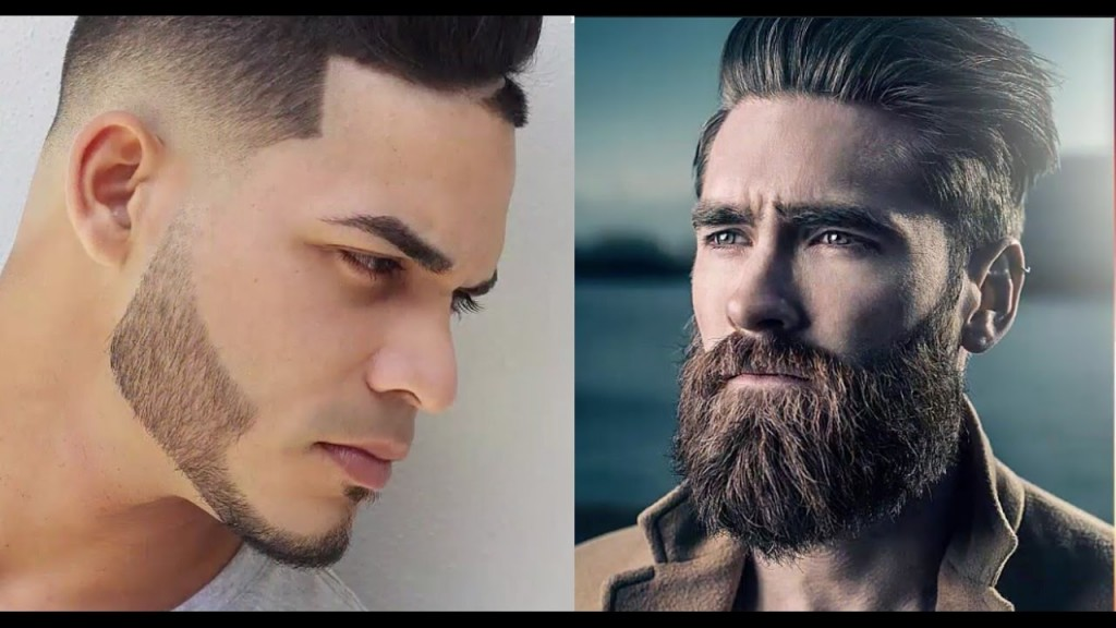 Top  Coolest Mens Hairstyles With Beards