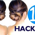 10-LAZY-Girls-Hair-HACKS-Hairstyles-Hairstyle-EASYProjet-Diy