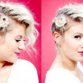 Creative-Short-Hairstyles-EDGY-UPDOS-Tutorial-Milabu