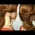 Easy-Hari-style-at-home-New-simple-hair-style-videos-cute-hair-style-at-long-hair