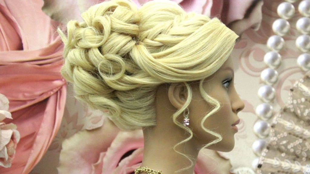 Hairstyles For Long Hair Tutorial Wedding Prom Updo