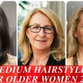 Medium-hairstyles-for-older-women-2017