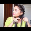 STACKED-BRAID-Everyday-easy-hairstyles-for-medium-to-long-hair-indian-hairstyles