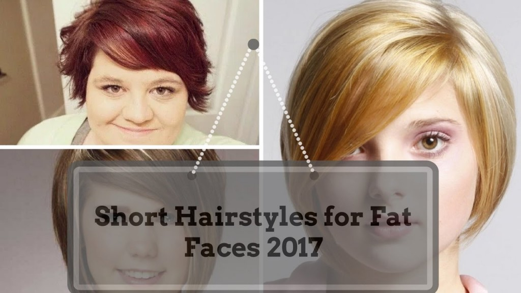 Short Hairstyles For Fat Faces Cute Short Hairstyles For Fat Faces