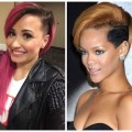 Short-Hairstyles-How-to-Curly-Hairs-to-Shaved-Rihana-Hairstyle-for-Black-Women