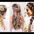 The-Most-Beautiful-Hairstyles-Tutorials-December-2016Projet-Diy