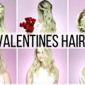 Valentines-Hairstyles-for-Short-Long-Hair-Tutorial