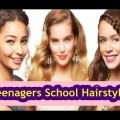 25-Beautiful-School-Hairstyles-for-Teenagers-2016-long-short-medium-hair-1