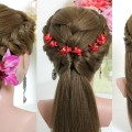 3-easy-hairstyles-for-long-hair-tutorial