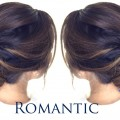 5-MINUTE-Romantic-Bun-Hairstyle-EASY-Updo-HairstylesProjet-Diy