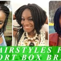 Black-hairstyles-for-short-box-braids