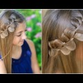 Easy-hairstyle-for-college-and-school-girls
