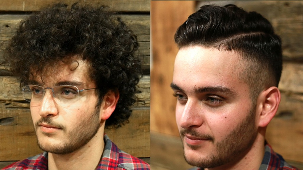 Extreme Modern Hair Makeover Transformation Mens Haircut Tutorial