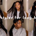 HAIRSTYLES-FOR-LONG-STRAIGHT-HAIR-ft.-VIP-Beauty-Hair-Indian-Straight