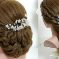 Hairstyles-for-long-hair-tutorial.-Bridal-updo-mermaid-braid