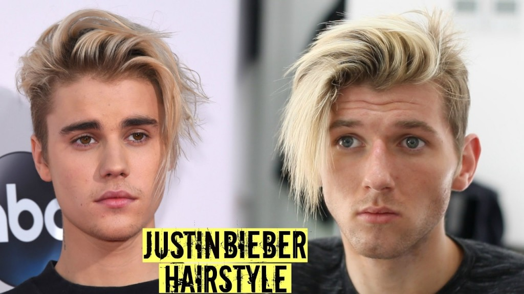Justin Bieber Hairstyle & Haircuts 2017- 2018-Men's Best ...
