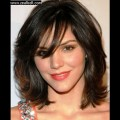 Medium-Shag-Haircut-Tutorial-for-Oval-Face-To-Look-Younger-Popular-Hairstyles