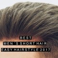 Mens-Short-Hairstyle-Best-New-Hair-Low-Fade-Easy-Hairstyle-2017