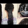 New-Simple-unique-Hairstyle-for-long-hair-2017