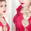 Stylish-messy-braid-Coachella-style-Boho-hair-tutorial-for-spring-summer-Hairstyles-Collection