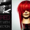 Super-Red-Short-Layered-Haircut-With-Disconnection-Step-By-Step-Popular-Hairstyles