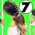 TOP-7-EASY-WORKOUT-EVERYDAY-HAIRSTYLES-for-2017-Hairstyles-for-Long-Medium-Hair