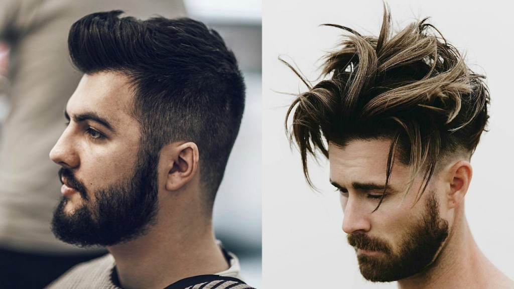 Top 15 Most Handsome Hairstyles For Men 2017 2018 Super