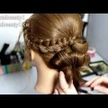 Wedding-prom-updo-Hairstyle-for-long-hair-by-Makeup-And-Beauty-Tips