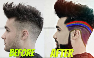how-to-change-hair-style-in-PicsArt-is-very-simple