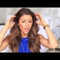 how-to-make-Half-Up-Top-Knot-Hairstyle-Tutorial-by-makeup-and-beauty-tips