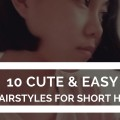 10-Cute-Easy-Hairstyles-For-Short-Hair