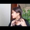 2-QuickEasy-ponytail-Hairstyles-for-long-hair-for-christmas-indian-hairstyles-Easy-ponytail