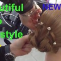 2017-Amazing-Hairstyles-Tutorials-Compilation-Beautiful-updo-Hair-style-OPSTEKEN-By-Amal-Hermuz-TV