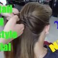 2017-girl-Fishtail-braid-hairstyle-tutorial.-Braided-hairstyles-tutorial-long-hair-by-amal-hermuz