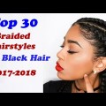 30-Top-Braided-hairstyles-for-black-hair-2017-2018