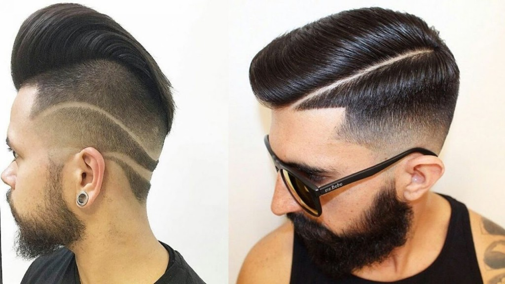 45 Powerful Comb Over Fade Hairstyles 2017 Comb On Over Mens