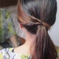 5-Quick-and-Easy-Ponytail-Hairstyles-For-SchoolCollegeWork-Indian-Hairstyles-For-Medium-Long-Hair