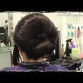 Beehive-Hairstyle-Indian-Pakistani-Asian-Bridal-Hair-Style-Wedding-Hairstyles-for-Short-Hair