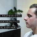 Business-Professional-Hairstyle-Comb-Over-w-Natural-Side-Part-2017-Short-Hairstyles-for-Men