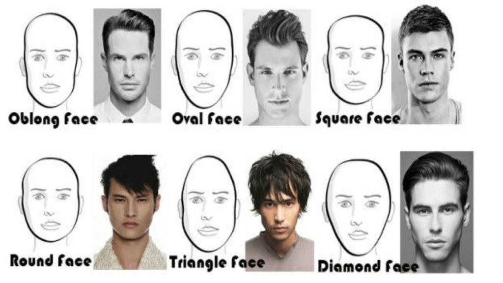Haircut For Rectangle Shape Face