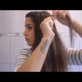 EASY-Waterfall-Hairstyle-Braid-hairstyles-for-medium-to-long-hair-SIMPLE-Hairstyle-in-1-minute