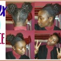 How-To-Crochet-Faux-Curly-Space-Buns-Natural-Hairstyles-For-Short-Hair-Freetress-Waterwave